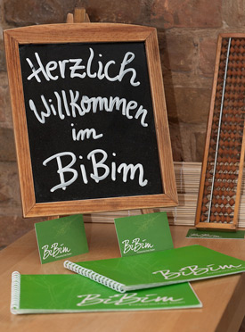 Restaurant Bibim am Prenzlauer Berg in Berlin